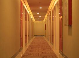 Thank Inn Chain Hotel Guangdong Huizhou Longmen Longlan Road, Longmen (Gongshan yakınında)