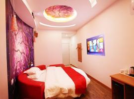 Thank Inn Chain Hotel Hubei Xianning Jiayu Yingbin Avenue, Jiayu (Puqi yakınında)