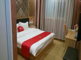 Thank Inn Chain Hotel Shandong Rizhao Wulian Binhe Road, Wulian (Changcheng yakınında)