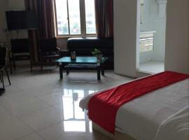 Thank Inn Chain Hotel Nanqiao Town Nanting Highway, Fengxian (Huqiao yakınında)