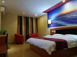 Thank Inn Chain Hotel Zhejiang Huzhou Changxing Town Qingfang City, Jiapu (Dingxin yakınında)