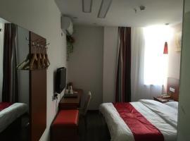 Thank Inn Chain Hotel Jiangsu Changshu Meili Town Meili, Xuxiang (Wangshi yakınında)