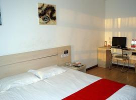 Thank Inn Chain Hotel Shandong Qingdao Jiaozhou Aomen Road, Madian