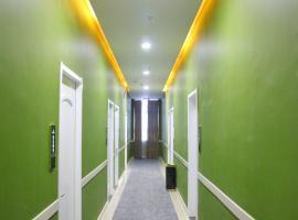 JUNYI Hotel Henan Zhengzhou Xingyang Third Highway, Ershilipu (Chucun yakınında)