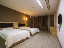 Thank Inn Chain Hotel Jiangsu Muyang Government, Xuzhuang (Guoyuan yakınında)