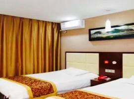 Thank Inn Chain Hotel Jiangsu Suzhou likou Metro Station, Suzhou (Weitang yakınında)