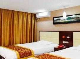 Thank Inn Chain Hotel Jiangsu Suzhou likou Metro Station