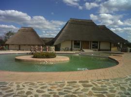Kansanshi Hotel, Solwezi