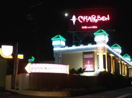 Hotel Charbon (Adult Only), Settsu (Ibaraki yakınında)