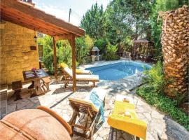 Three-Bedroom Holiday Home in Miliou Paphos, Miliou (Kato Akourdalia yakınında)