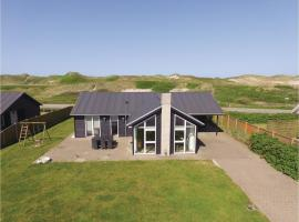 Four-Bedroom Holiday Home in Ulfborg, Thorsminde