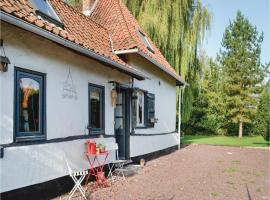 Four-Bedroom Holiday Home in Wail, Wail (рядом с городом Humières)