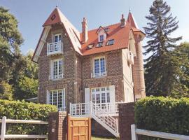 Studio Holiday Home in Varengeville-sur-Mer, Varengeville-sur-Mer