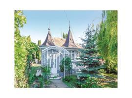 Two-Bedroom Holiday Home in Velence, Веленце (рядом с городом Pusztaszabolcs)