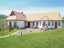 Holiday Home in Holloko, Холлокё (рядом с городом Alsótold)