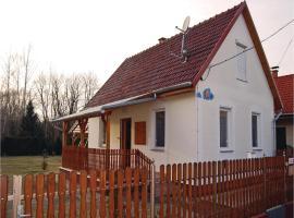 Two-Bedroom Holiday Home in Kiskunmajsa, Kiskunmajsa (рядом с городом Jászszentlászló)