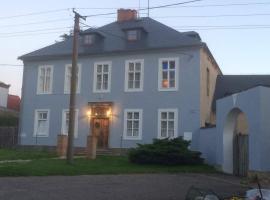 Genius Loci Apartment, Hora Svaté Kateřiny (Boleboř yakınında)