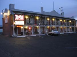 Rustlers Inn, Prineville
