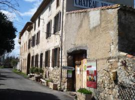 Château Villemagne, Lagrasse (рядом с городом Serviès-en-Val)