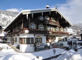 Landhaus Lenzenhof, Reit im Winkl