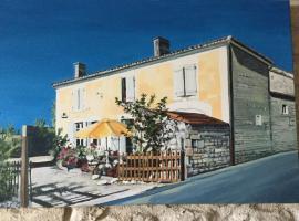 Maison Marguerite, Chives (рядом с городом Villiers-Couture)