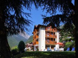 Hotel Zurigo, Мольвено