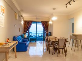 Panoramic 180 Cozy Suite at Penang Island by D Imperio Homestay, Gelugor (Near Georgetown)