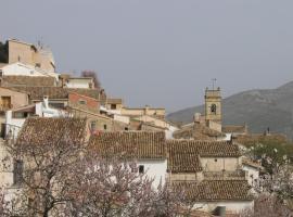 Casa Rural el Barranc de Malafi, Tollos