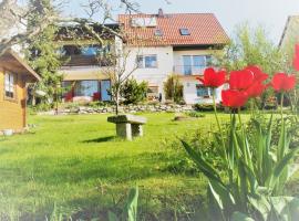 Appartment Arnold, Erbendorf (Friedenfels yakınında)