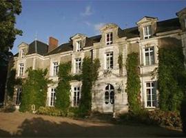 Chateau de Montaupin, Oizé (рядом с городом Parigné-le-Pôlin)