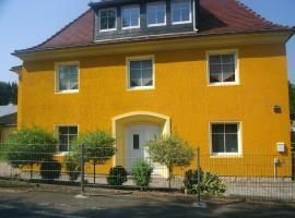 Ferienhaus Meier, Struppen