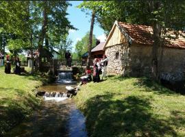 Kuća za odmor Brušane Lika, Brušane