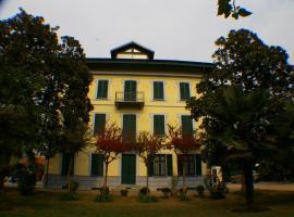 Hotel Damian Park Hotel Delle Magnolie