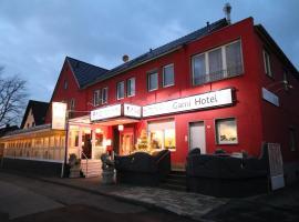 Garni Hotel Vier Jahreszeiten