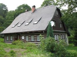 Holiday home Mladkov/Adlergebirge 1033, Mladkov (Vítanov yakınında)