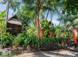 Lumbung Damuh Homestay, Кандидаса (рядом с городом Мангис)