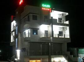 Hotel Gauri Executive, Tuljapur (рядом с городом Bārsi)