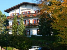 Pension Waldfriede, Bad Tatzmannsdorf (Stadtschlaining yakınında)