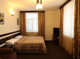 Salem on Dostyk Hotel