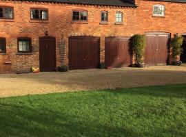 Adstock Manor Flat, Бакингем (рядом с городом Winslow)