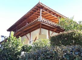 Garden country house, Pláka