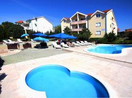 Dalmacia apartments, Срима