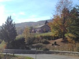 La Serrugola, Montefiorino (Toano yakınında)