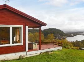 Holiday home Rugbestadneset