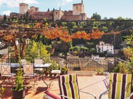 Casa Albayzin maravillosas vistas Alhambra