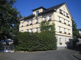 Hotel Breidenbacher Hof, Betzdorf (Katzwinkel yakınında)