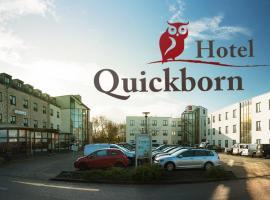 Hotel Quickborn & Gästehaus Hesse, 퀵보른