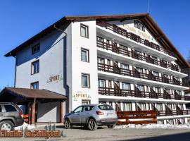 Cheile Gradistei Fundata Hotel Sport 2**, Moieciu de Jos