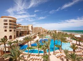 Mövenpick Resort & Marine Spa Sousse, Сус