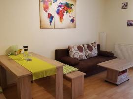 Fewo Kersten - Stadt-Apartment